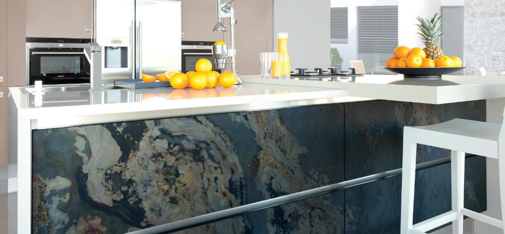 Natural Stone Kitchen Doors  Meble Uk Ltd -> Kuchnia Fornir Cena