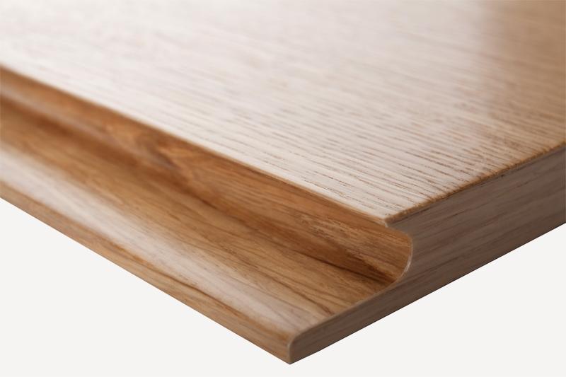 Veneer kitchen doors meble uk ltd for Wood veneer kitchen doors